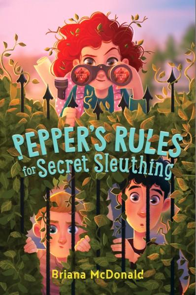 Pepper's Rules for Secret Sleuthing cvr